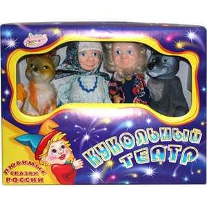 Русский стиль Набор Кукольный театр,из 4 персонажей С1927