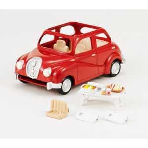 Sylvanian Families Набор Семейный автомобиль, красный 2002