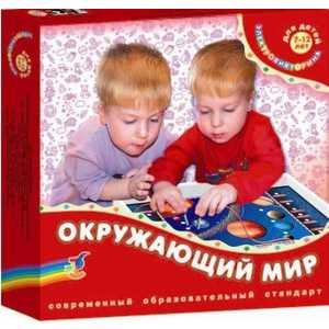 Электровикторина Educa Окружающий мир (Россия) 1043/35089