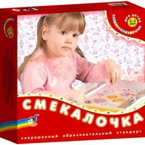 Электровикторина Educa Смекалочка (Россия) 1031
