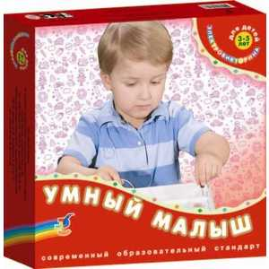 Электровикторина ДРОФА Умный малыш 1033/89180 от ТЕХПОРТ