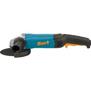 Угловая шлифмашина Bort BWS-1200U-SR drill mixer bort bpm 1200