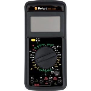 Мультитестер Defort DMM-1000N