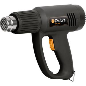 Строительный фен Defort DHG-1600