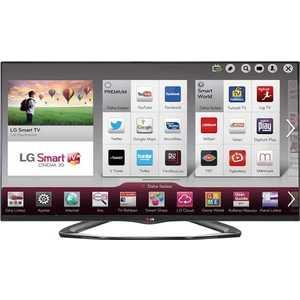 3D и Smart телевизор LG 47LA660V