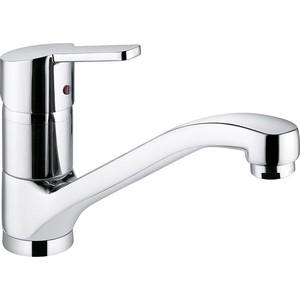 Смеситель для кухни Kludi Logo neo поворотный излив (379130575) смеситель для ванны kludi logo neo внутренний механизм 38625