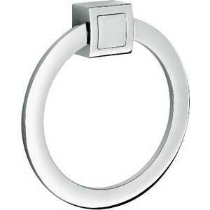 Полотенцедержатель Kludi Kludi/joop кольцо (5597805) смеситель для биде коллекция joop 55216h705 однорычажный хром зеленый kludi клуди