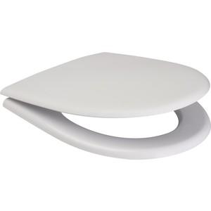 Сиденье для унитаза Cersanit Delfi белое дюропласт (P-DS-DELFI-D) купальник прозрачный delfi