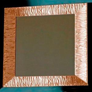 Фотография товара зеркало Kerasan Retro 100x100 золото (736403) (233559)