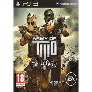 Игра для PS3  Army of Two The Devils Cartel (PS3, английская версия)