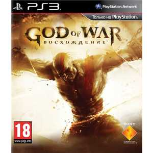 Игра для PS3  God of War Ascension (PS3, русская версия)