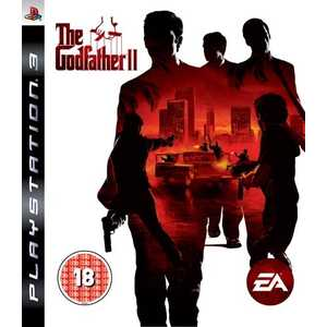 Игра для PS3  Godfather II (PS3, русская версия)
