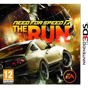 Игра для 3DS  Need for Speed: The Run (3DS, английская версия)