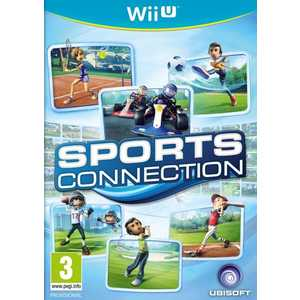 Игра для Wii-U  Sport Connection (Wii-U, русская версия)
