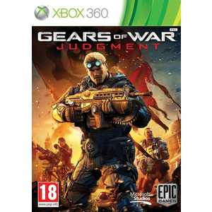 Игра для Xbox 360  Gears of War Judgment (Xbox 360, русская версия)