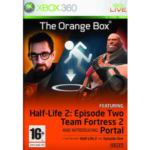 Игра для Xbox 360  Half-Life 2: the Orange Box (Xbox 360, английская версия)