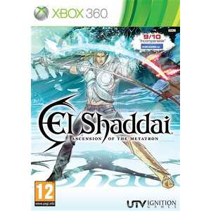 Игра для Xbox 360  El Shaddai-Ascension of the Metatron (Xbox 360, английская версия)