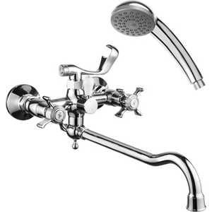 Смеситель для ванны ZorG (ZR 703 WD25-6) смеситель для ванны zorg mlada zr 116 w