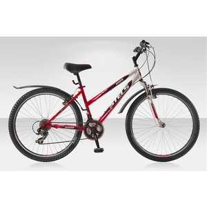 Велосипед Stels Miss 5000 красно-белый 18''