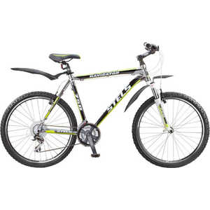 Велосипед Stels Navigator 750 зелёно-белый 19,5''