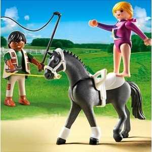 Playmobil Лошади: Наездница-эквилибриства на лошади 5229pm