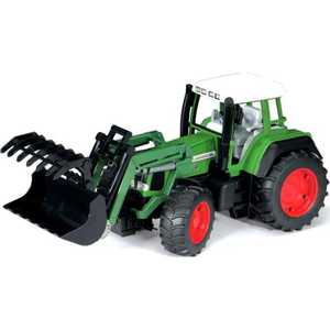 Трактор Bruder Fendt Favorit 926 Vario с погрузчиком 02-062