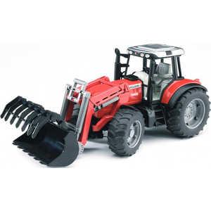 Трактор Bruder Massey Ferguson 7480 с погрузчиком 02-042 utensils moxibustion box moxa tank querysystem cauterize