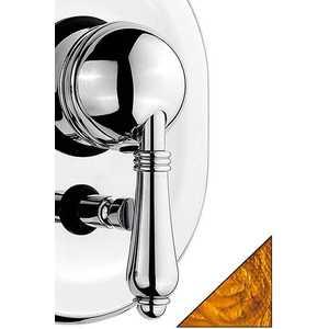 Панель Nicolazzi для встраиваемого смесителя наружная (3460GB75) термостат для душа nicolazzi встраиваемый 4910