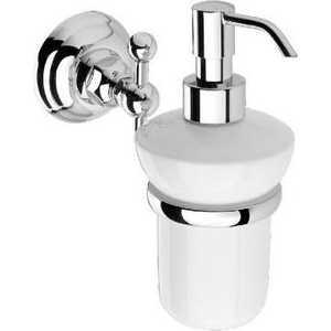 Диспенсер Nicolazzi Classico хром (C1489CR) cite marilou дозатор д жидкого мыла прованс бел хром