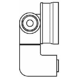 Смеситель для душа Nicolazzi встраиваемая часть unico (4066) вентиль nicolazzi внутренняя часть 4911