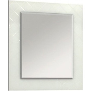 Зеркало Акватон Венеция 75 белое (1A151102VNL10) акватон мебель для ванной акватон венеция 75 черная