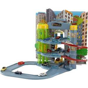 Majorette Парковка + 5 машинок 205819* majorette гараж городской 3 х уровневый 1 авто