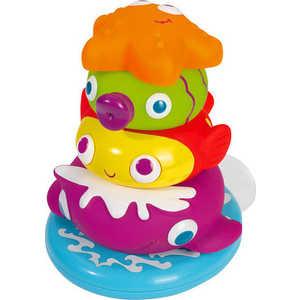 Simba Пирамидка с животными, 13,5см 4019678* simba игрушки дл ванны 4012072
