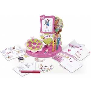 Набор для творчества Smoby Winx 27268* набор для детского творчества набор веселая кондитерская 1 кг