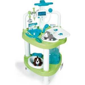 Smoby Набор доктора - ветеринарная миниклиника 24650