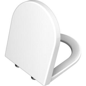 Vitra S50 сиденье для унитаза микролифт белый (72-003-309) сиденье vitra s50 ультратонкое микролифт 110 003 019
