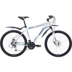 Велосипед Stark Велосипед Tactic Disc 18'' белый (2013)