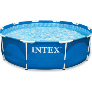 Каркасный бассейн Intex 3.05х0.76м (56997/28200NP) бассейн каркасный intex 56451