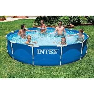 Каркасный бассейн Intex 3.66х0.76м (56994/28210NP) intex
