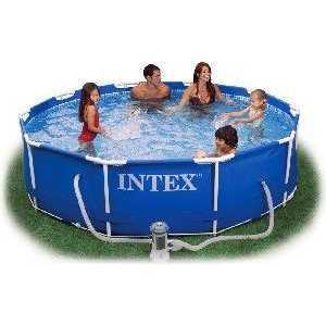 Каркасный бассейн Intex 3.66х0.98м (54424/28218)