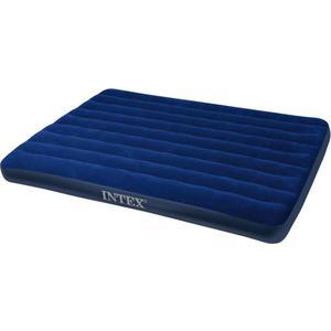 Матрас Intex 152х203х22см синий (68759) intex надувной матрас downy bed
