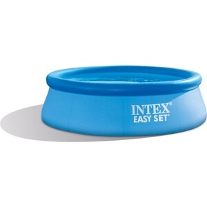 Надувной бассейн Intex Easy Set 3.05х0.76м (56920/28120/28120NP) бассейн intex easy set 28168 457х122см