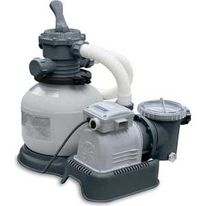 Песочный фильтр-насос Intex (56686) (4.5куб.м./ч) /28646