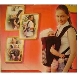 Рюкзак Baby Style кенгуру ''Мишка'' до 12 кг 1411934