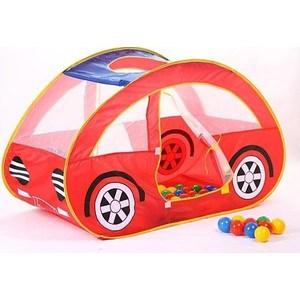 Игровой домик Calida Автомобиль 130х55х80 см и 100 шаров LI 653 палатки домики babydomiki игровой домик english shcool