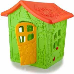 Дом игровой Ching-Ching Лесная хижина, 140х130х120см (OT-12) палатки домики babyone домик принцессы cbh 16 ching ching дом 100 шаров