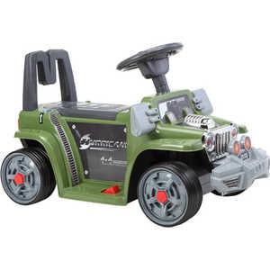 Электромобиль Jiajia ''Army'' дистанционное управление (зеленый) B25