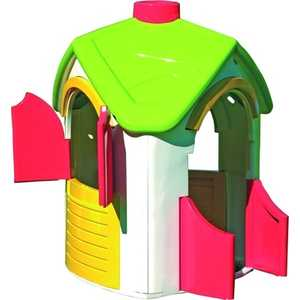 Игровой дом Marian Plast (Palplay) ``Разборный`` 95х102х126см 660