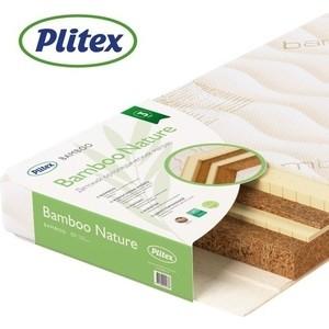 Плитекс Матрас в кроватку ''Bamboo Nature'' кокос+латекс (125х65х11см) бн-119-02