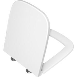 Vitra S20 сиденье для унитаза микролифт белый (77-003-009) vitra s20 сиденье для унитаза микролифт белый 77 003 009